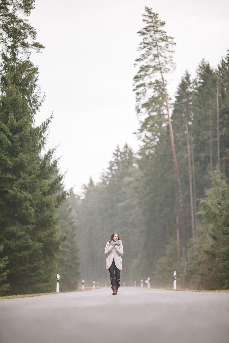 Hochzeitsfotograf Franken Portrait Anja 008 - geschichten, blog, bestof - Shooting, Portraitshooting, Portrait, Outdoor, Herbst, friedaundgretchen, Fränkische Schweiz, Fashion