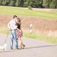 {weddings} Kennenlernshooting von Micha & Andi – Hochzeitsfotograf Franken