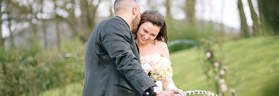 {weddings} Kristina & Kenny im Dauphin Speed Event Hersbruck – als Hochzeitsfotograf im Nürnberger Land