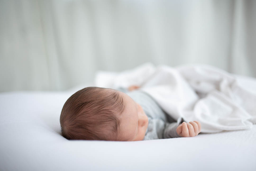 Babyfotografie im Studio bei Pegnitz