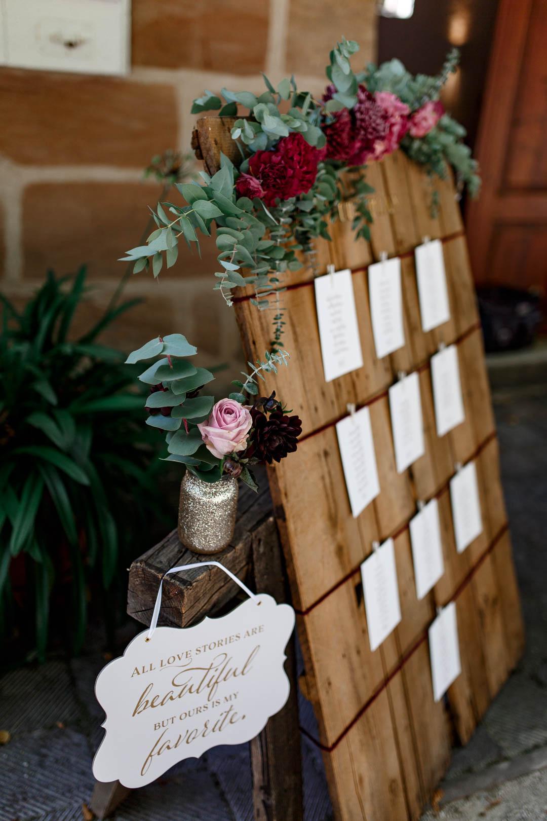 Hochzeit auf Schloss Dürrenmungenau